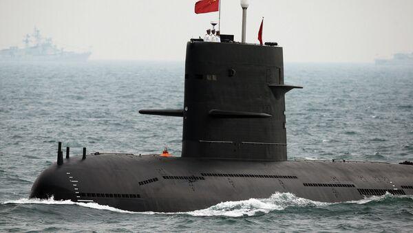 Marynarka wojenna Chin - Sputnik Polska