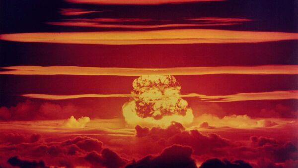 Wojna jądrowa - Sputnik Polska