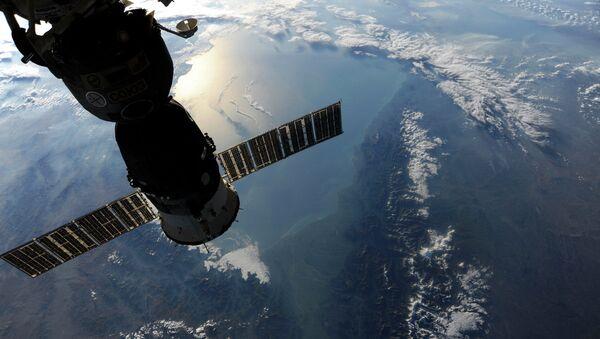Satelita na orbicie - Sputnik Polska