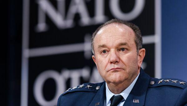 Generał Philip M. Breedlove - Sputnik Polska
