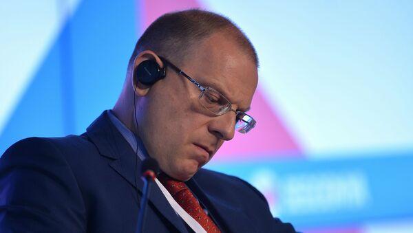 Pełnomocnik rosyjskiego MSZ ds. praw człowieka, demokracji i nadrzędności prawa Konstantin Dołgow - Sputnik Polska