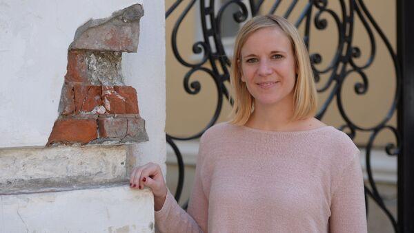 Manon Masset - Sputnik Polska