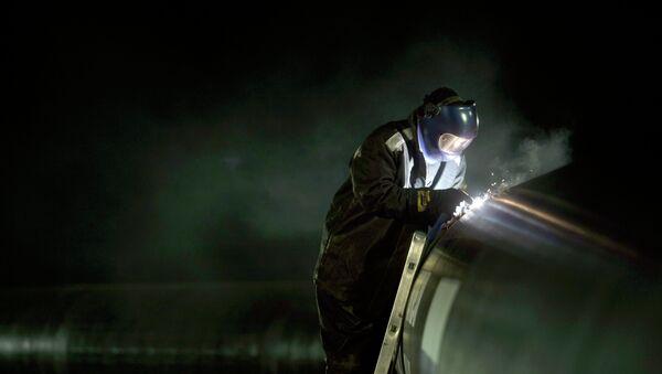 Gaz pipeline - Sputnik Polska