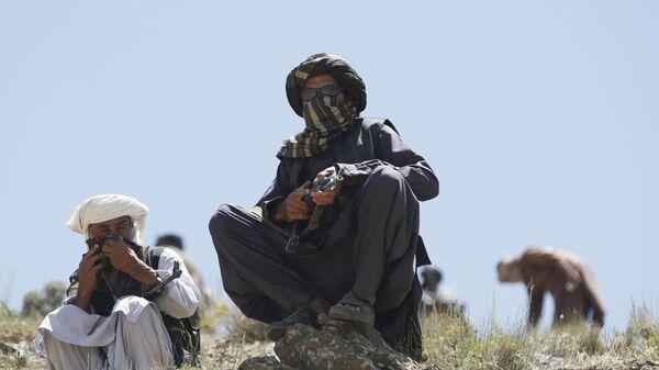 Afgańscy talibowie - Sputnik Polska