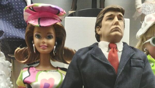 Barbie głosuje na Trumpa - Sputnik Polska