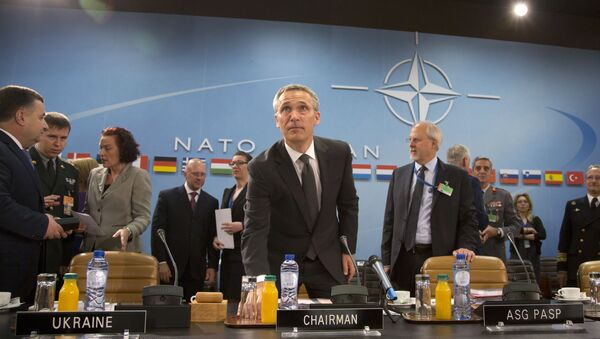 NATO Secretary General Jens Stoltenberg - Sputnik Polska