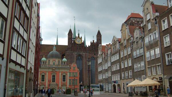 Gdańsk, Stare Miasto - Sputnik Polska