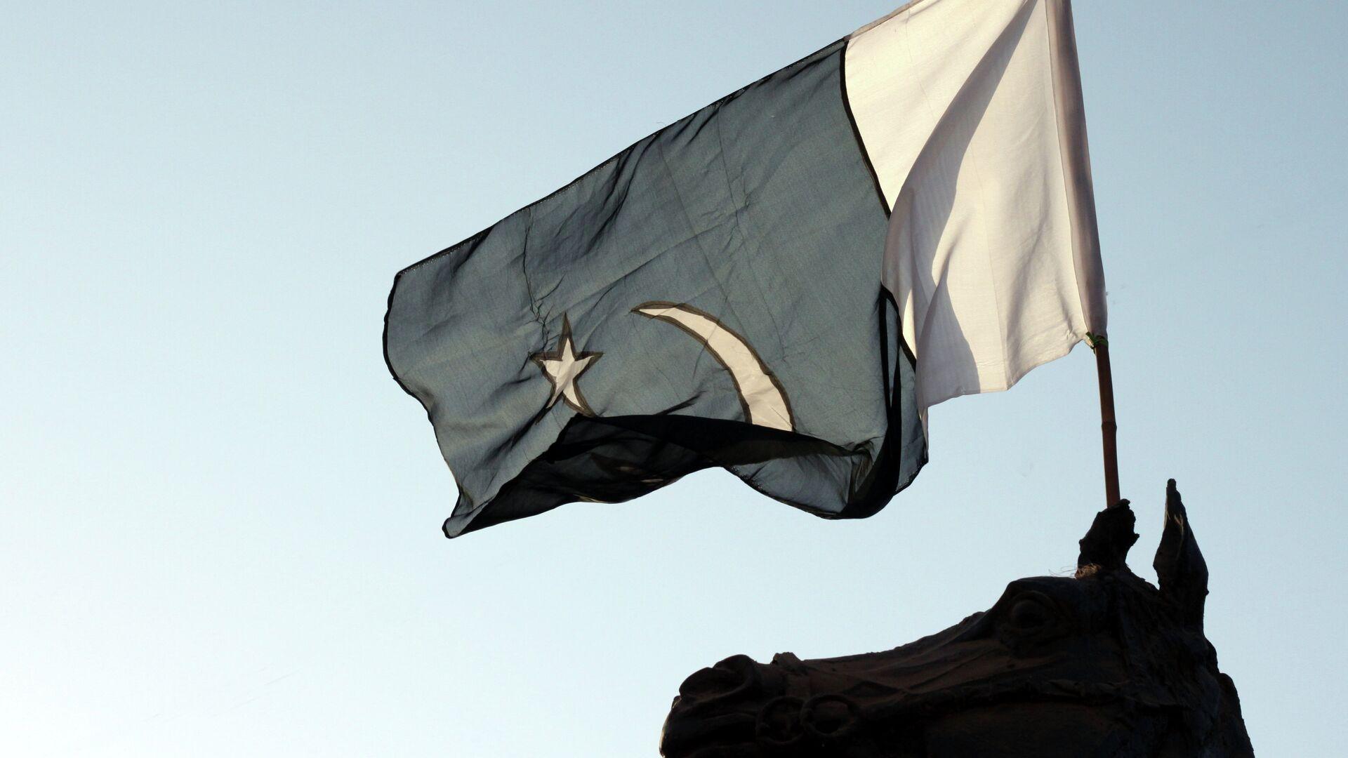 flaga Pakistanu - Sputnik Polska, 1920, 07.10.2021