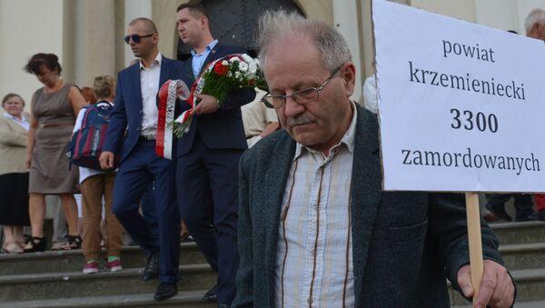 11 lipca 1943 roku uważany jest za punkt kulminacyjny makabrycznych wydarzeń na Wołyniu. Tego dnia grupy OUN-UPA zaatakowały jednocześnie ponad 150 polskich wiosek i gospodarstw, mordując praktycznie całą znajdującą się tam ludność. - Sputnik Polska