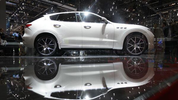 Maserati Levante - Sputnik Polska