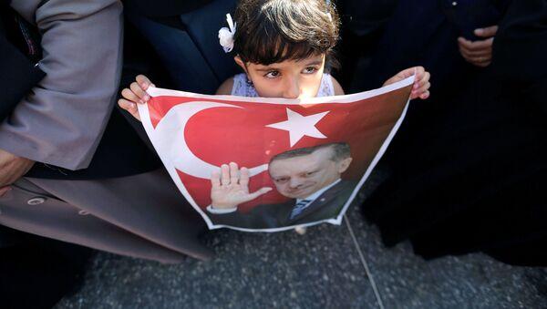 Próba puczu w Turcji - Sputnik Polska