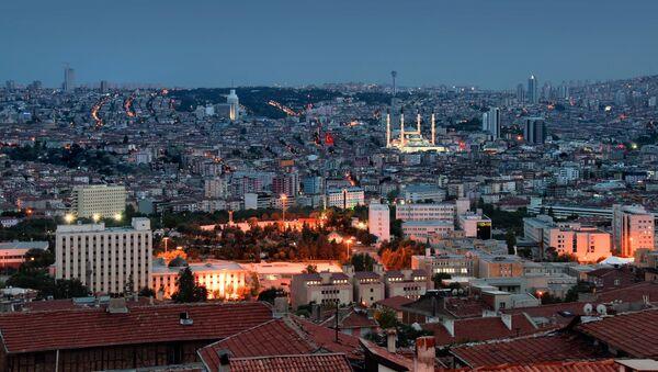 Ankara - Sputnik Polska