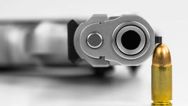 Kula i pistolet - Sputnik Polska