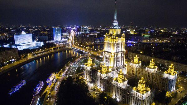Hotel Radisson Royal Moscow - Sputnik Polska
