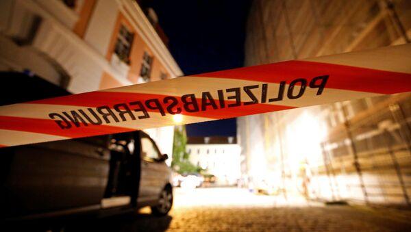 Wybuch w Niemczech: terrorysta zginął, 12 osób rannych - Sputnik Polska