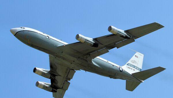 Amerykański samolot OS135B. - Sputnik Polska