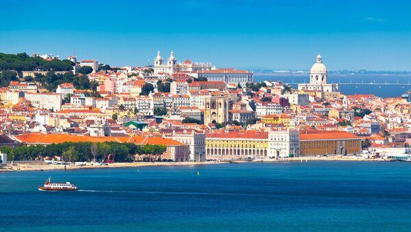 Widok na Lizbonę - Sputnik Polska