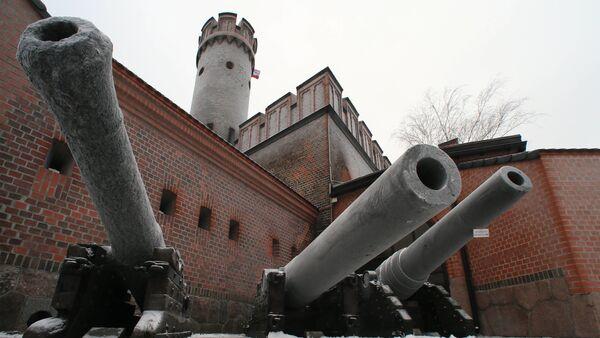 Kaliningrad. Fort Friedrichsburg. - Sputnik Polska