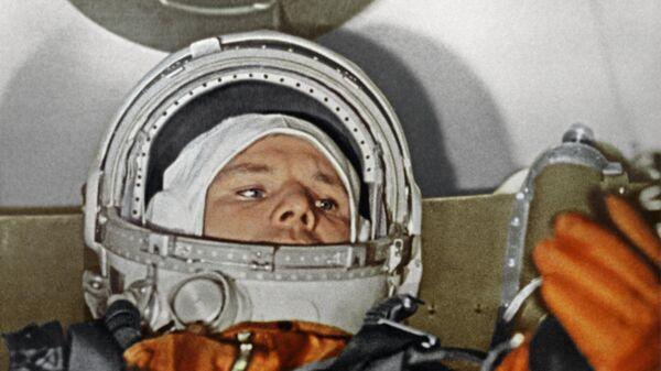 Kosmonauta Jurij Gagarin - Sputnik Polska