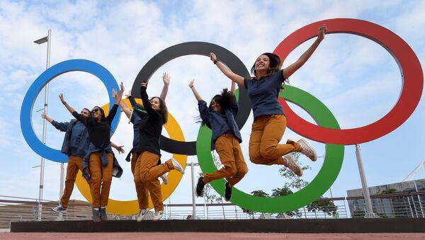 Olimpiada w Rio de Janeiro - Sputnik Polska