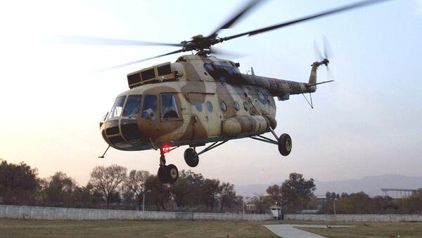 Śmigłowiec Mi-17 - Sputnik Polska