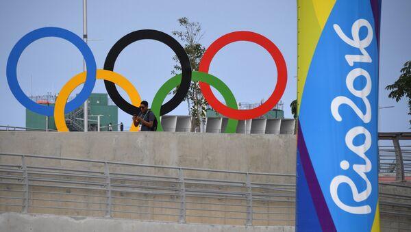 Wioska olimpijska w Rio - Sputnik Polska