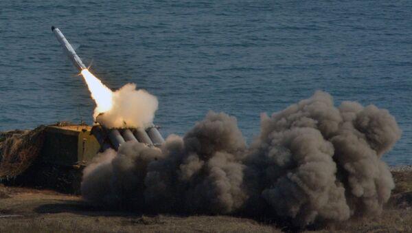 Nadbrzeżna wyrzutnia rakietowa Bal - Sputnik Polska