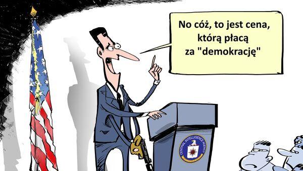 Czy demokracja jest tego warta? - Sputnik Polska