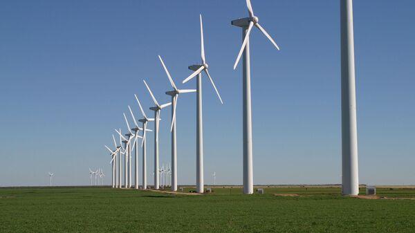 Energia wiatru - Sputnik Polska