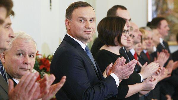 Polski nie zaproszono na forum Dialog Cywilizacji - Sputnik Polska