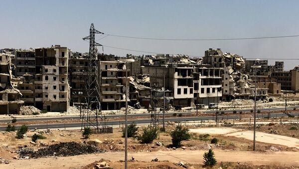 Aleppo. - Sputnik Polska
