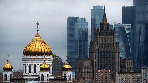 Ministerstwo Spraw Zagranicznych Rosji. - Sputnik Polska