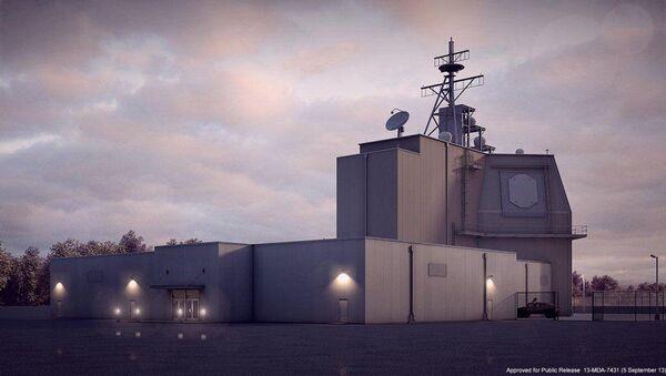 Amerykański System Obrony Antybalistycznej w Europie - Sputnik Polska