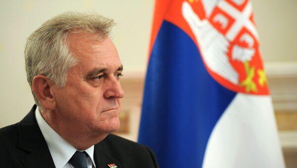 Tomislav Nikolić - Sputnik Polska