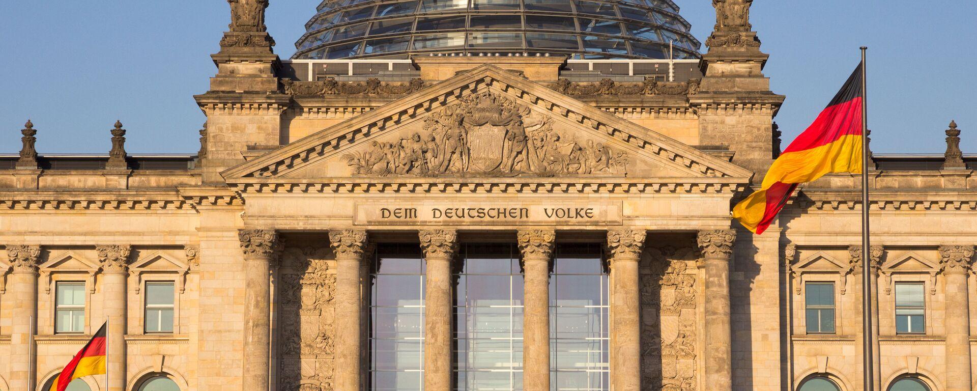 Bundestag w Berlinie - Sputnik Polska, 1920, 21.06.2021