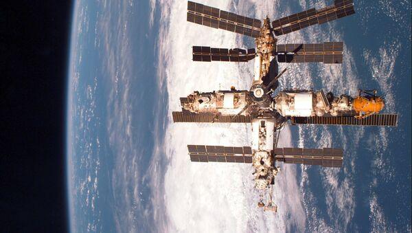 Stacja kosmiczna Mir - Sputnik Polska