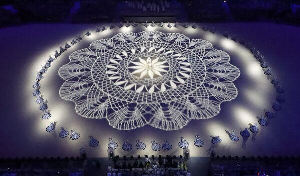 Ceremonia zamknięcia XXXI Letnich Igrzysk Olimpijskich - Sputnik Polska