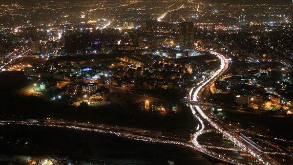 Teheran nocą - Sputnik Polska