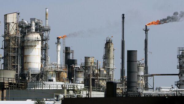 Rafineria w Teksasie - Sputnik Polska