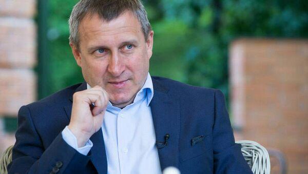 Ambasador Ukrainy w Polsce Andrij Deszczyca - Sputnik Polska