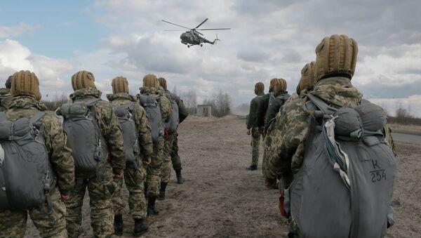 Ukraińska armia - Sputnik Polska