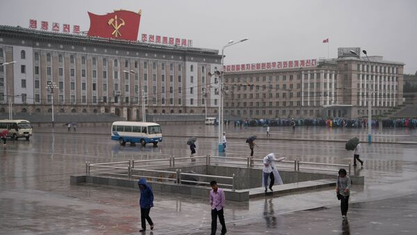 Stolica Korei Północnej, Pyongyang - Sputnik Polska
