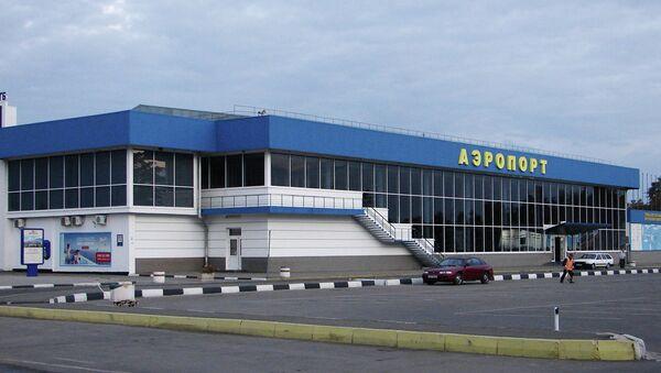 Międzynarodowy port lotniczy Symferopol - Sputnik Polska