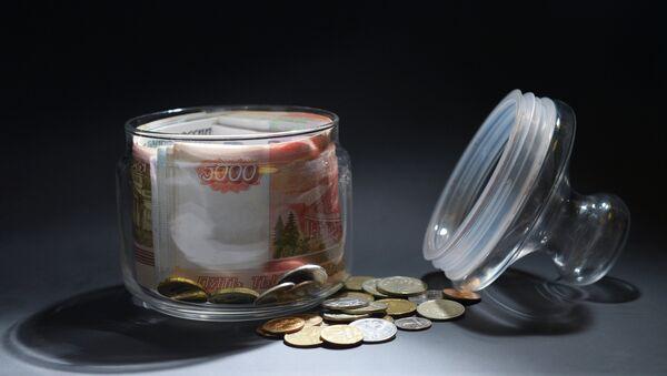 Rosyjska waluta narodowa - Sputnik Polska