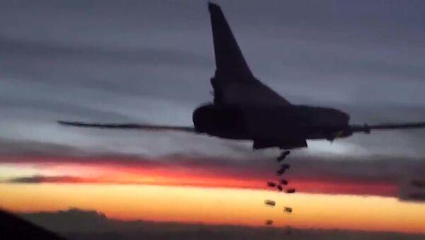 Rosyjska operacja lotnicza w Syrii - Sputnik Polska