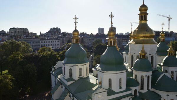 Sobór Mądrości Bożej w Kijowie - Sputnik Polska