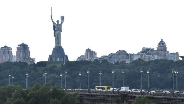 Pomnik Matka Ojczyzna. Kijów - Sputnik Polska