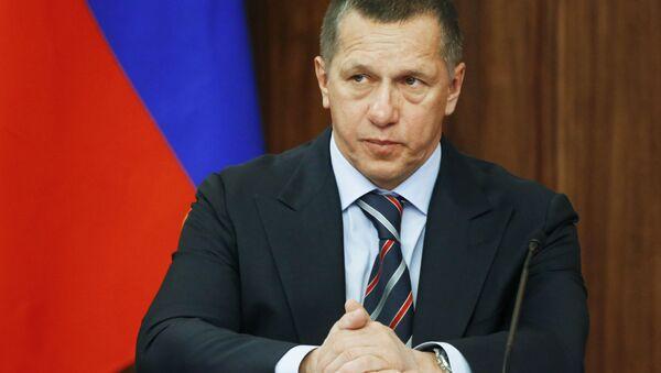 Pełnomocny przedstawiciel rosyjskiego prezydenta w Dalekowschodnim Okręgu Federalnym Jurij Trutniew - Sputnik Polska