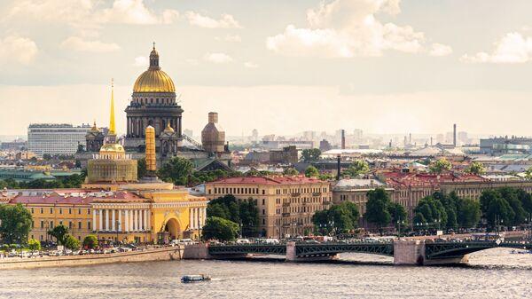 Petersburg - Sputnik Polska
