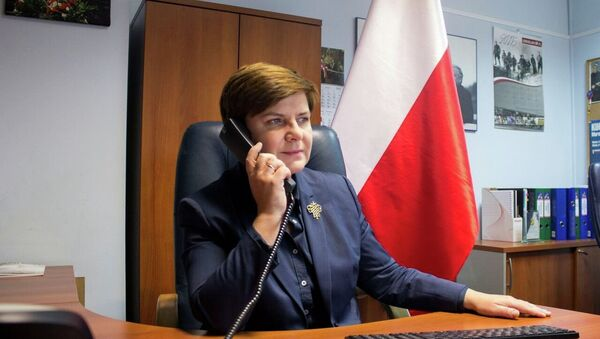 Premier Polski Beata Szydło - Sputnik Polska